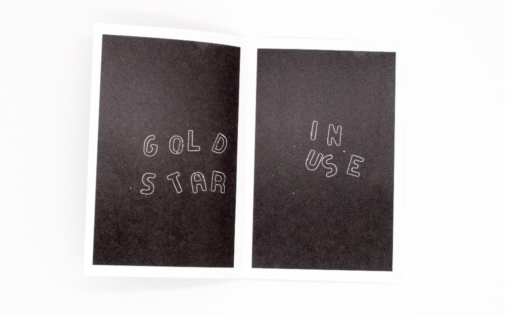 The Cookie Cutter Project—Gold Star / In Use