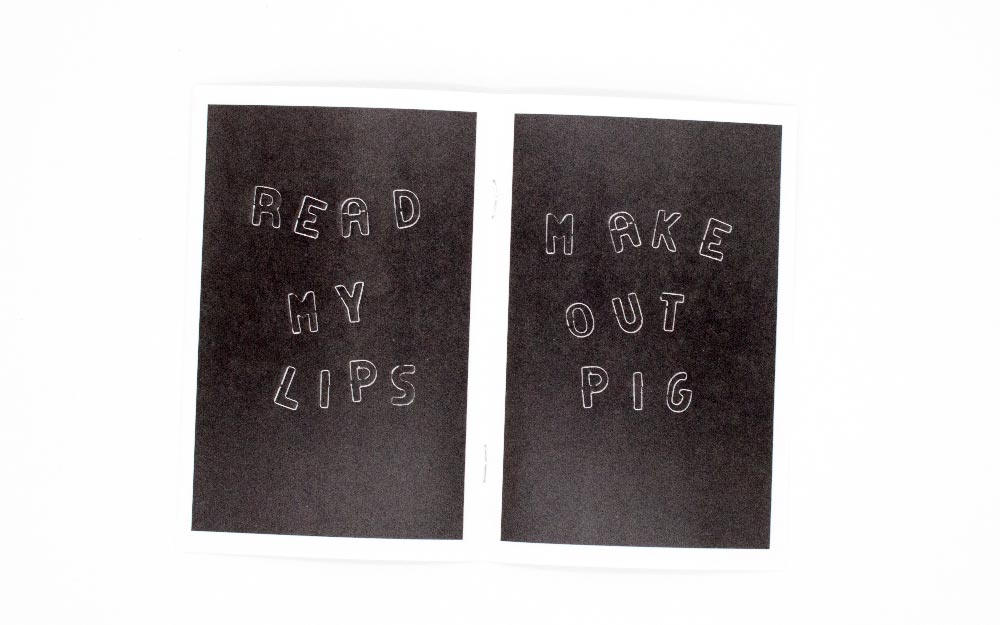 The Cookie Cutter Project—Read My Lips./ Make Out Pig