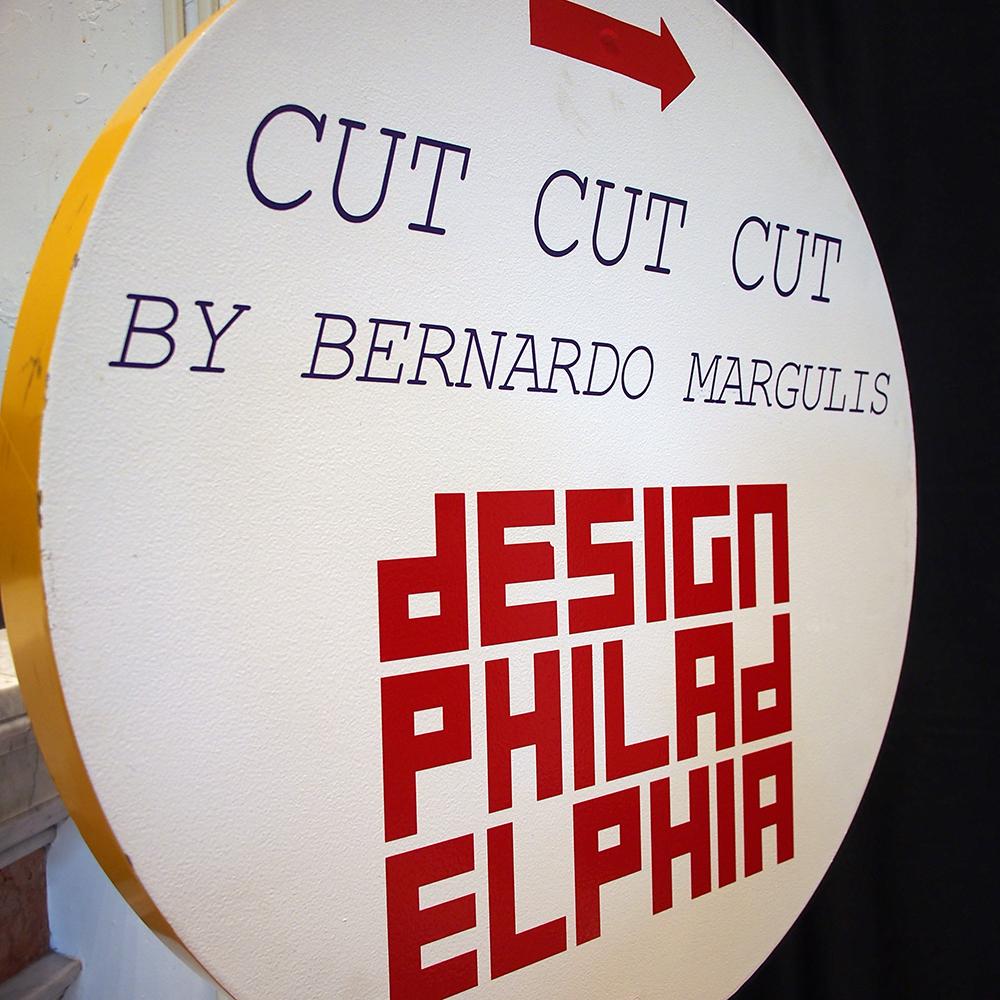 Cut, Cut, Cut—DesignPhiladelphia